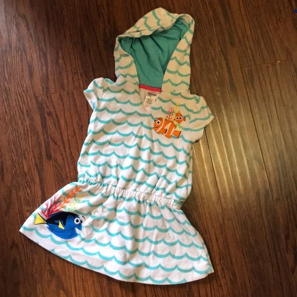 56f2f2bab8 Disney Swim | Store Finding Nemo Suit Cover Up | Poshmark